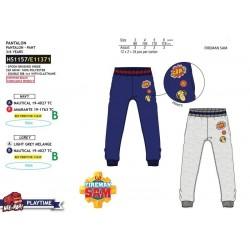 Pantalon jogging poliéster-SCI-HS1157-FIREMAN SA