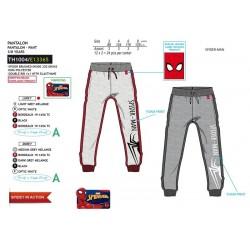 Pantalon jogging poliéster-SCI-TH1004-SPIDERMAN
