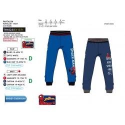 Pantalon jogging poliéster-SCI-TH1023-SPIDERMAN