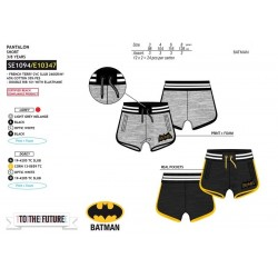 Short bolsillos-SCI-SE1094-BATMAN