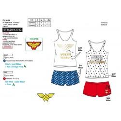 Pijama dos piezas-SCI-ET3620-WONDER WOM