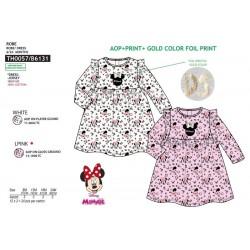 Vestido manga larga algodón-SCI-TH0057-MINNIE