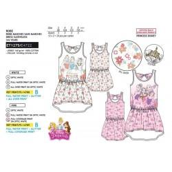Vestido desmangado cintura elástica-SCI-ET1275-PRINCESSE