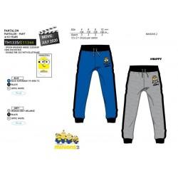 Pantalon jogging poliéster-SCI-TH1335-MINIONS
