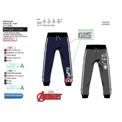 Pantalon jogging poliéster-SCI-TH1232-AVENGERS C