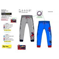 Pantalon jogging-SCI-ET1035-SPIDERMAN