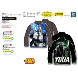 Chaqueta polar poliéster-SCI-PH1045-STAR WARS