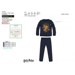 Pijama largo-SCI-TH2193-HARRY POTT
