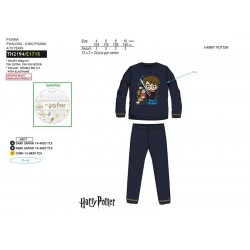 Pijama largo-SCI-TH2194-HARRY POTT
