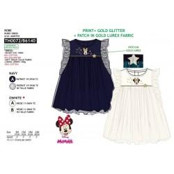Vestido manga corta-SCI-TH0072-MINNIE