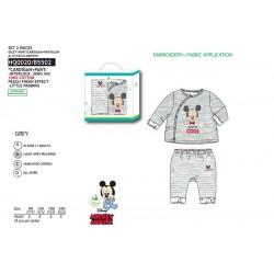 Conjunto cardigan + pantalón-SCI-HQ0020-MICKEY