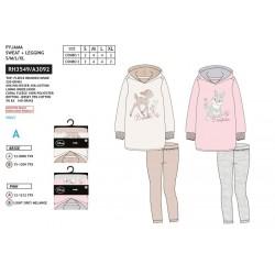 Pijama dos piezas-SCI-RH3549-BAMBI