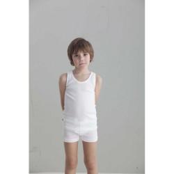 Camiseta interior niño tirante canale 1x1-BDI-8003-Punt Nou