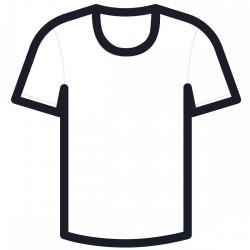 Camiseta interior niño manga corta canale 1x1-BDI-8004-Punt Nou