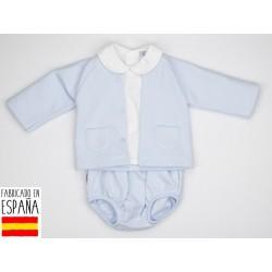Conj. chaqueta + ranita london-BDI-46190-Babidú