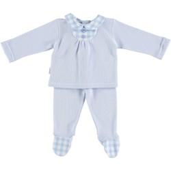 Conjunto cuello bebé canutillo-BDI-51108-Babidú