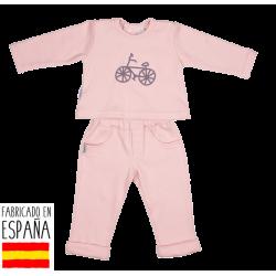 mayoristas ropa de bebe BDI-62117 tumodakids