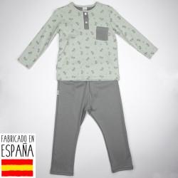 Pijama niño bicicletas-BDI-71168-Babidú