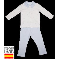 Pijama niña nubes-BDI-72179-Babidú