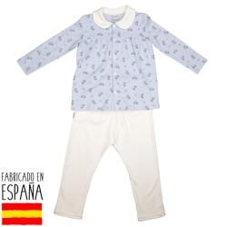 Pijama niña bicicletas-BDI-73168-Babidú