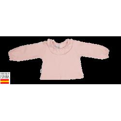 Camiseta c/volante m/larga-BDI-81117-Babidú