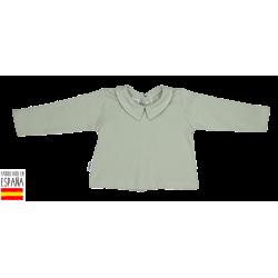 Camiseta c/pico-BDI-83117-Babidú