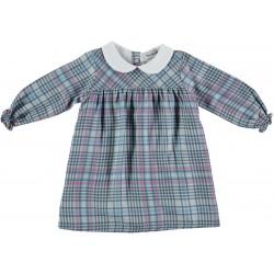 Vestido manga larga cuello glasgow-BDI-92453-Babidú