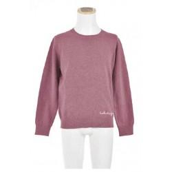 Jersey cuello redondo fresa-LOI-1045006901-La Ormiga