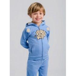 Chandal bebe leon dos pantalones-LOI-1041241401-La Ormiga