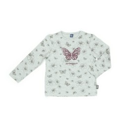 Comprar ropa de niño online Camiseta niña unique manga larga