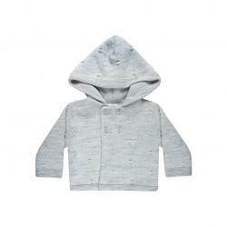 Comprar ropa de niño online Chaqueta de punto cruzada para