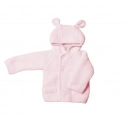 Comprar ropa de niño online Chaqueta de punto forrada para