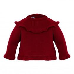 Comprar ropa de niño online Jersey bebe niña-ALM-MN8225-MINHON