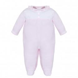 Comprar ropa de niño online Pelele cuello
