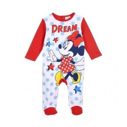 Pijama tipo pelele algodón-MINNIE