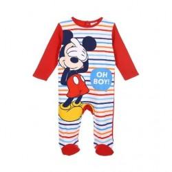 Pijama tipo pelele algodón-MICKEY