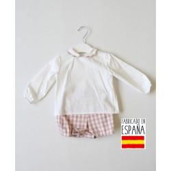 Conjunto 2 piezas cuello bebé-TBI-21800-Tony Bambino