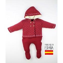 Conjunto 2 piezas bebé-TBI-23457-Tony Bambino