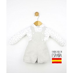 Conjunto 2 piezas bebé-TBI-23629-Tony Bambino