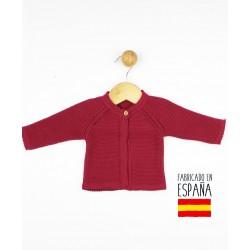 Chaqueta bebé 1 botón-TBI-23730-Tony Bambino