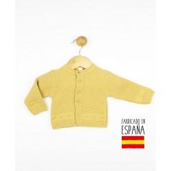 Chaqueta bebé cierre botones-TBI-23731-Tony Bambino