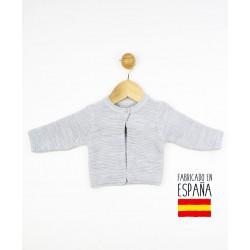 Chaqueta bebé 1 botón-TBI-23732-Tony Bambino