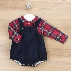 Conjunto peto + camisa-BDI-19473-Babidú