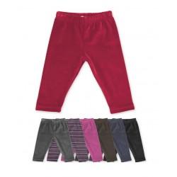 Comprar ropa de niño online Legging bebé tundosado ALM-26002-X