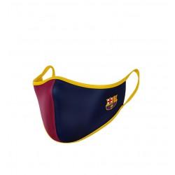 Comprar ropa de niño online Mascarilla infantil f.c.barcelona