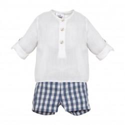 mayoristas ropa de bebe LIV-MN8713 tumodakids