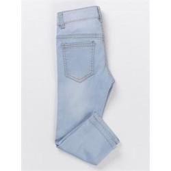 Pantalon largo pitillo 95% algodón 5 % elastano