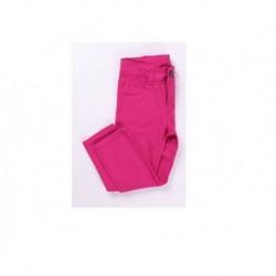 Pantalon loneta pitillo 95% algodón 5%elastano