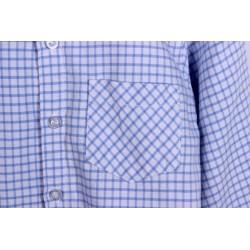 Camisa manga larga popelin rayas
