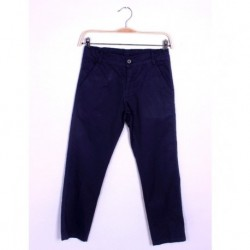 Pantalon largo loneta